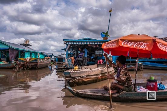 Tonle Sap - Kompong Luong-149