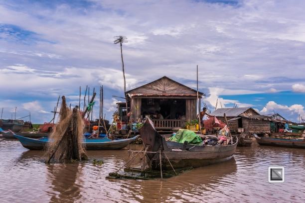 Tonle Sap - Kompong Luong-17