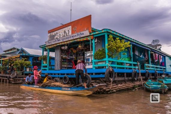 Tonle Sap - Kompong Luong-28