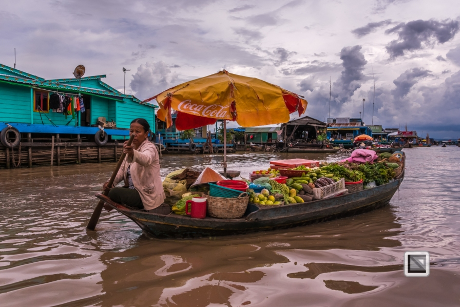 Tonle Sap - Kompong Luong-33