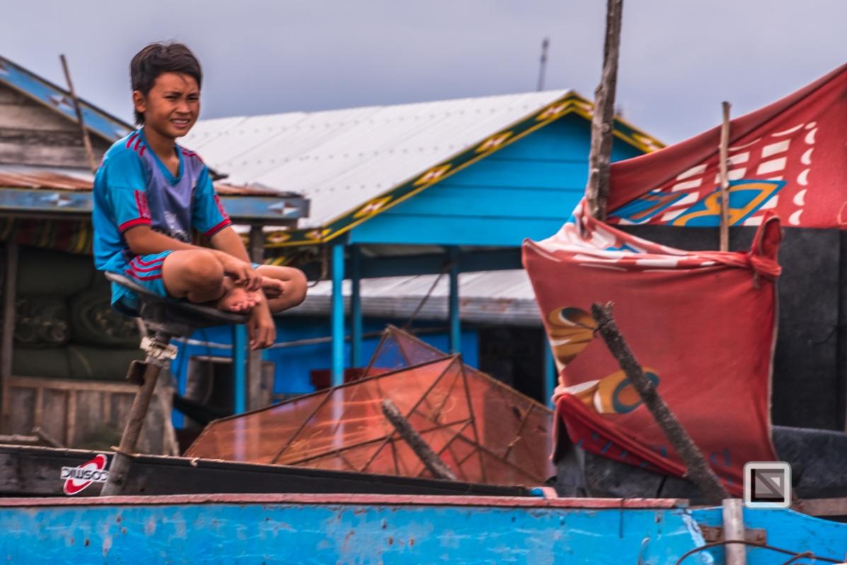 Tonle Sap - Kompong Luong-42