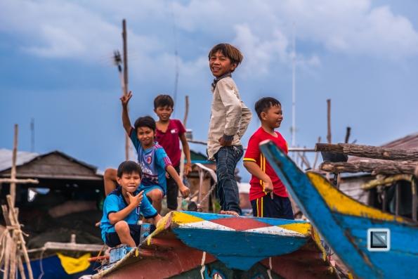 Tonle Sap - Kompong Luong-47