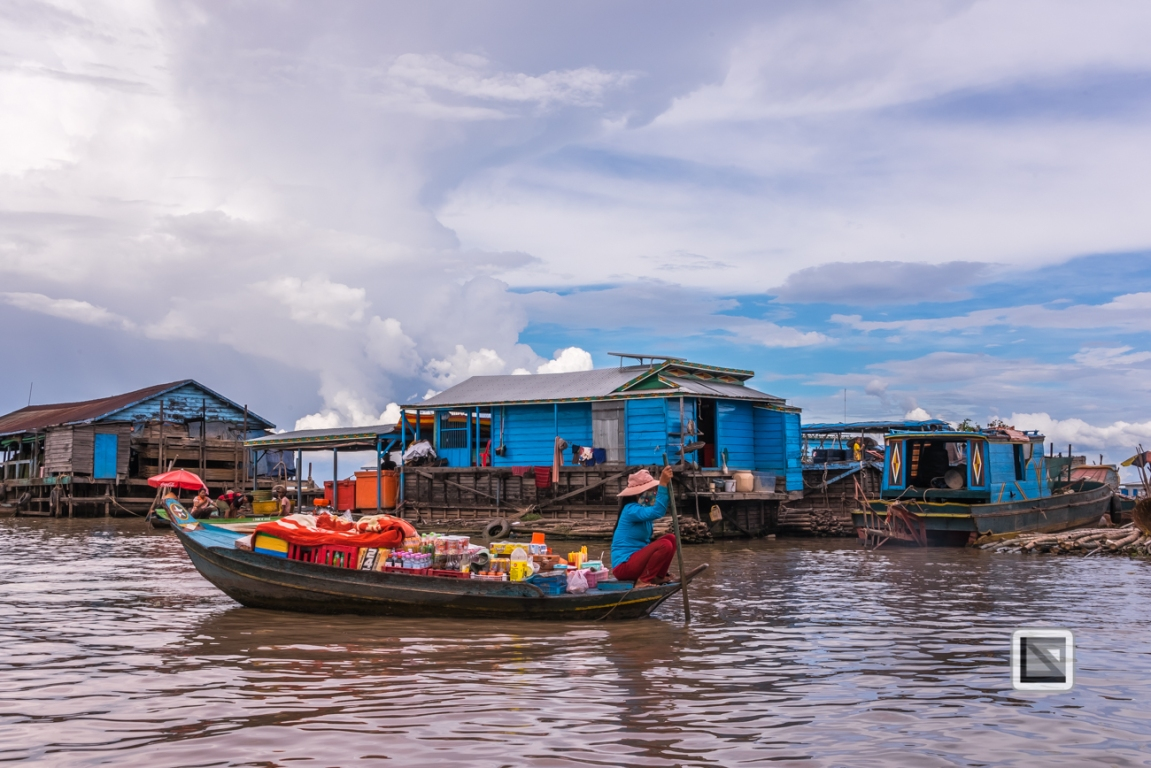 Tonle Sap - Kompong Luong-51