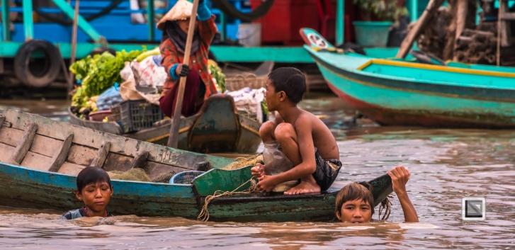 Tonle Sap - Kompong Luong-56
