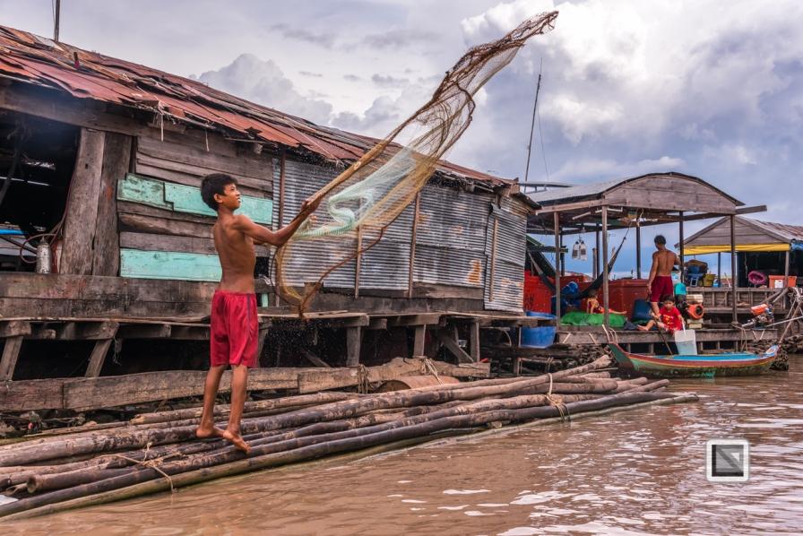 Tonle Sap - Kompong Luong-58