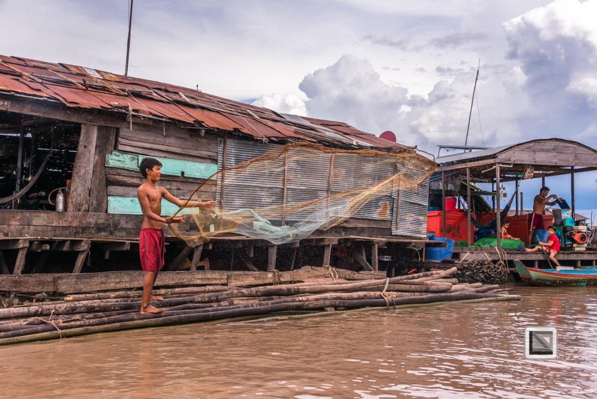 Tonle Sap - Kompong Luong-59