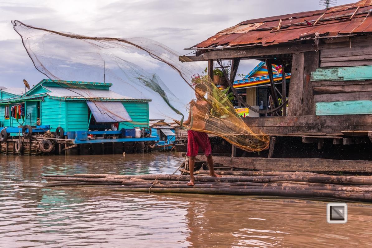 Tonle Sap - Kompong Luong-61