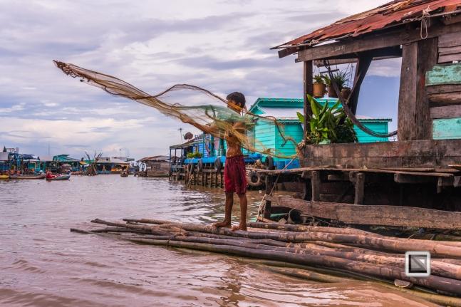 Tonle Sap - Kompong Luong-62