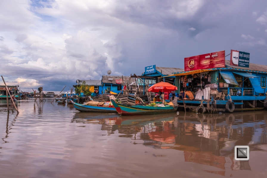 Tonle Sap - Kompong Luong-72