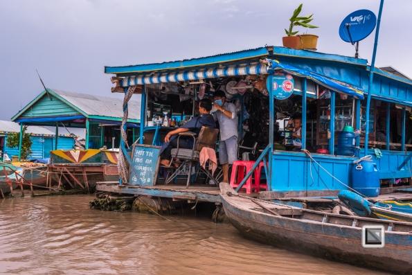 Tonle Sap - Kompong Luong-77
