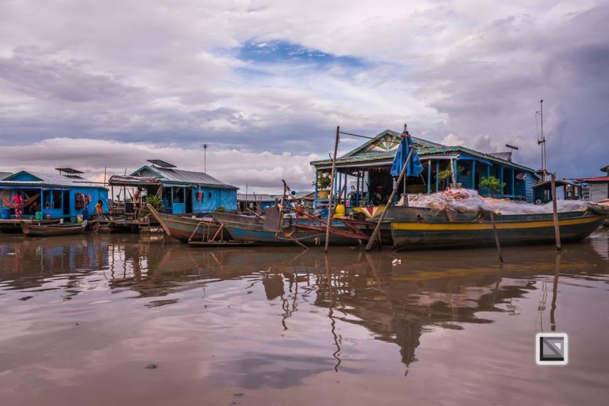 Tonle Sap - Kompong Luong-79
