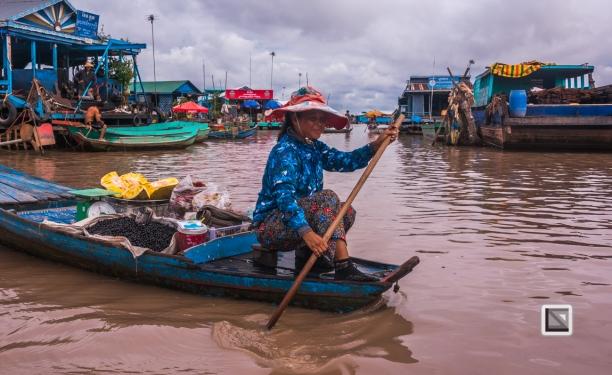 Tonle Sap - Kompong Luong-90