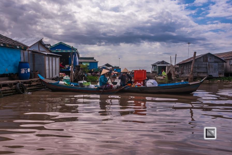 Tonle Sap - Kompong Luong-91