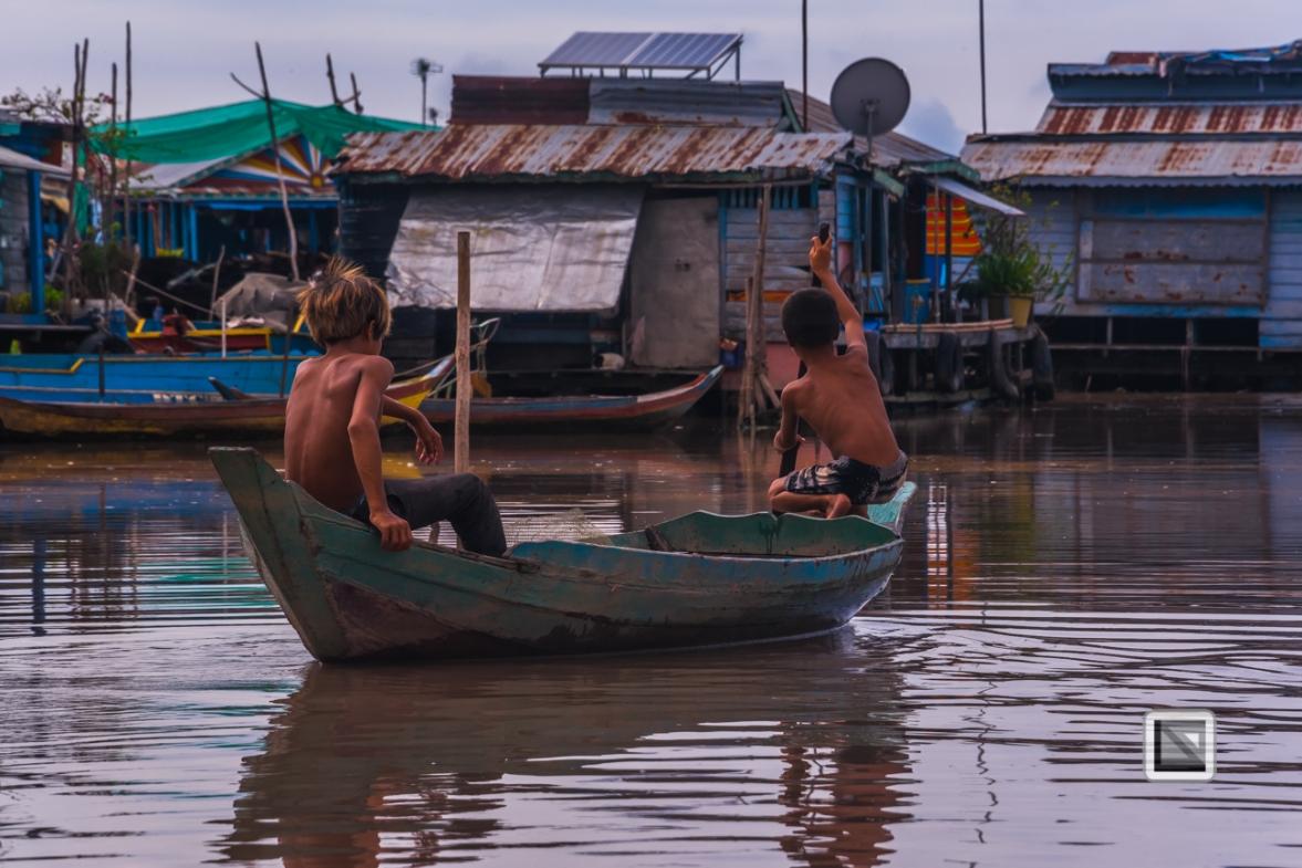 Tonle Sap - Kompong Luong-97