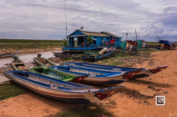 Tonle Sap - Kompong Luong