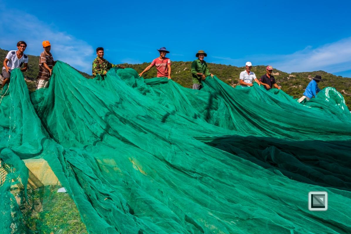 Fishermen-Vinh_Hy-Cam_Rhang_Area-Vietnam (6 von 8)