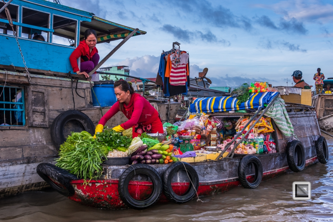 Mekong Delta - Vietnam_-37