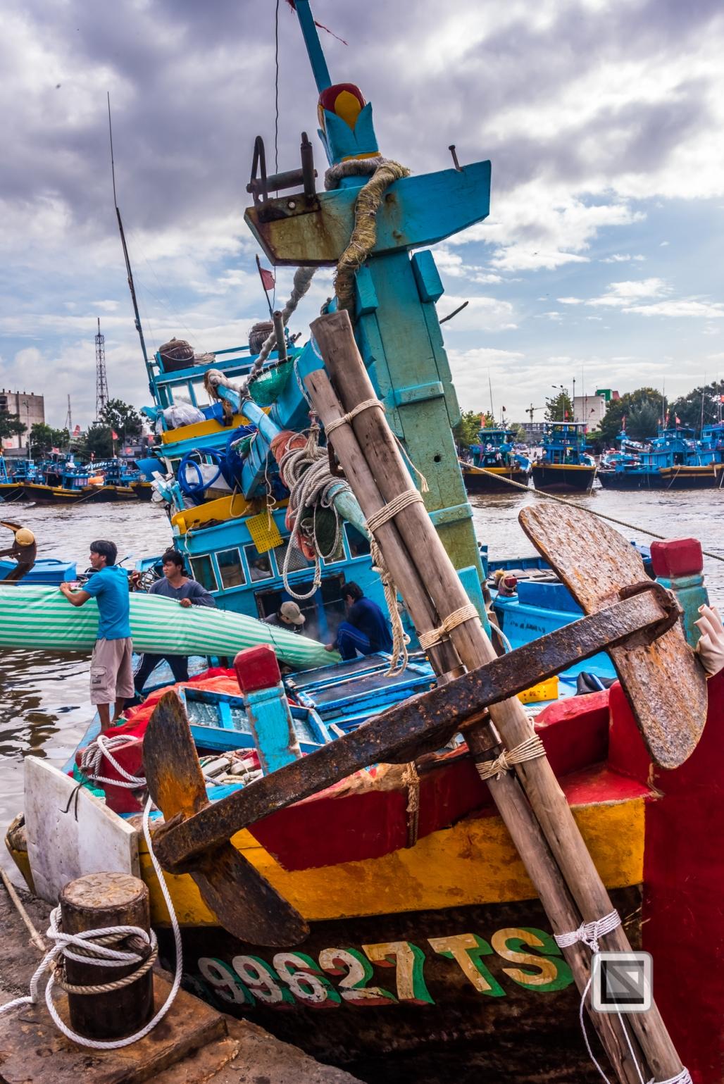 Phan Thiet Fish Market - Vietnam-11