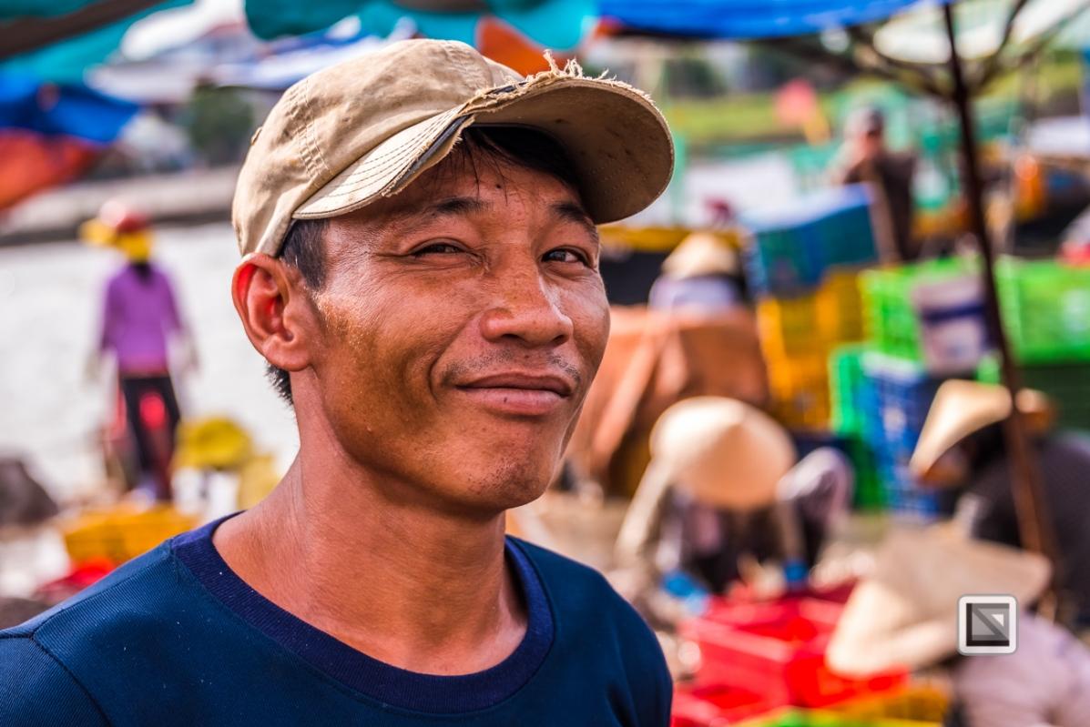 Phan Thiet Fish Market - Vietnam-16