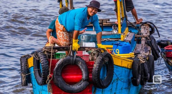Phan Thiet Fish Market - Vietnam-18