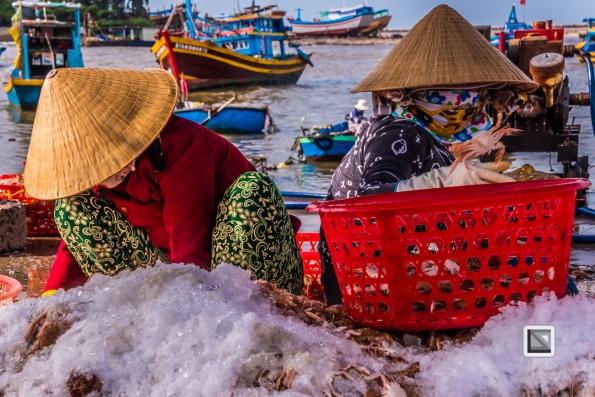 Phan Thiet Fish Market - Vietnam-19