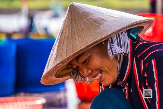 Phan Thiet Fish Market - Vietnam-26