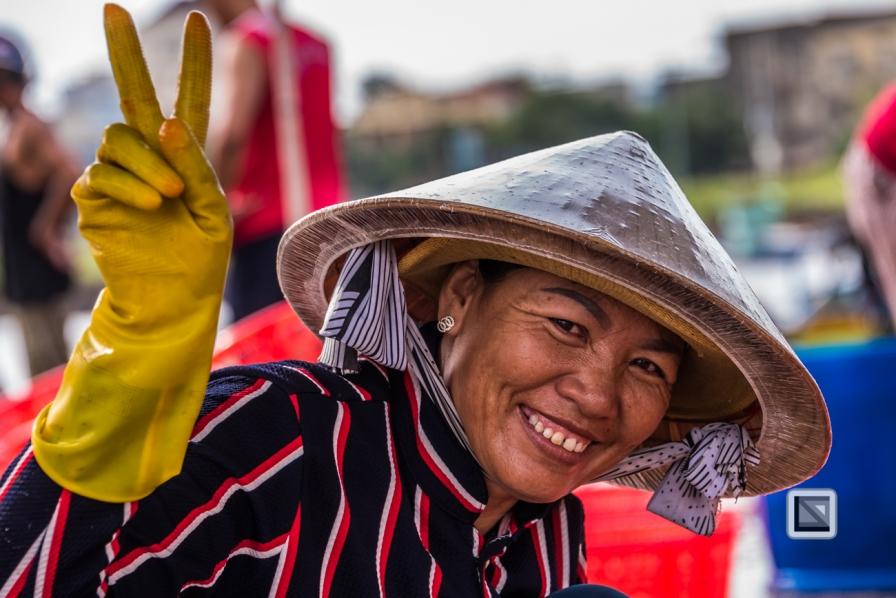 Phan Thiet Fish Market - Vietnam-27