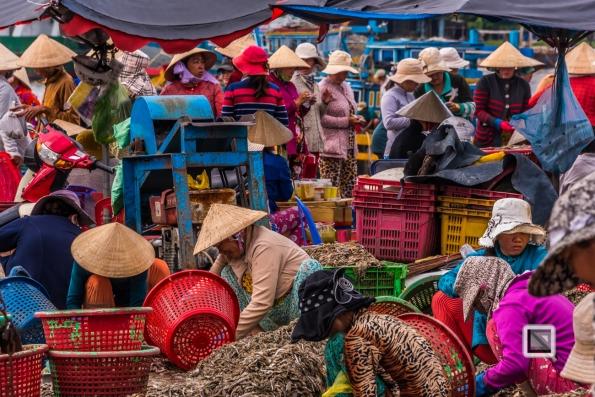 Phan Thiet Fish Market - Vietnam-28
