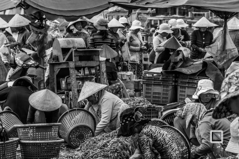 Phan Thiet Fish Market - Vietnam-29