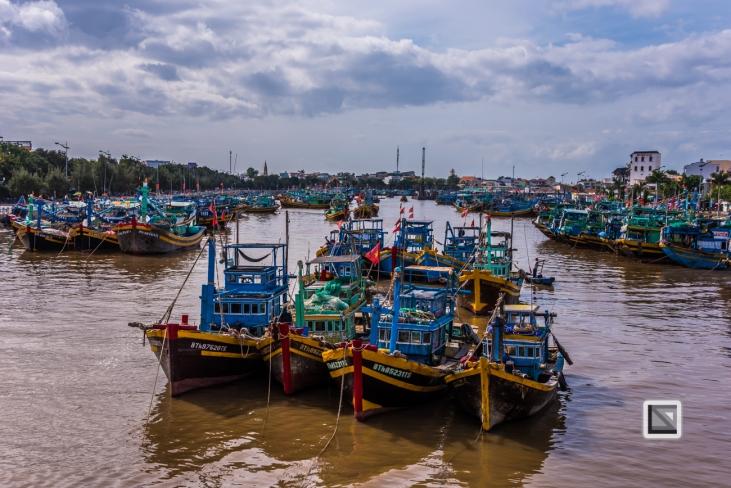 Phan Thiet Fish Market - Vietnam-3