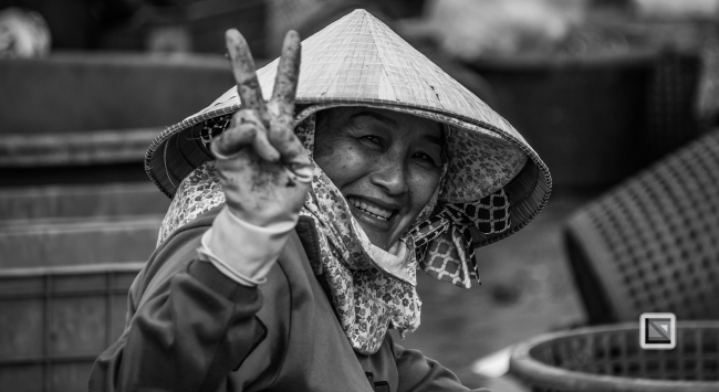Phan Thiet Fish Market - Vietnam-33