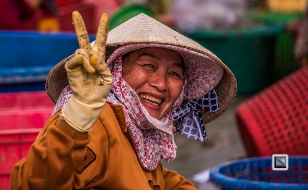 Phan Thiet Fish Market - Vietnam-34