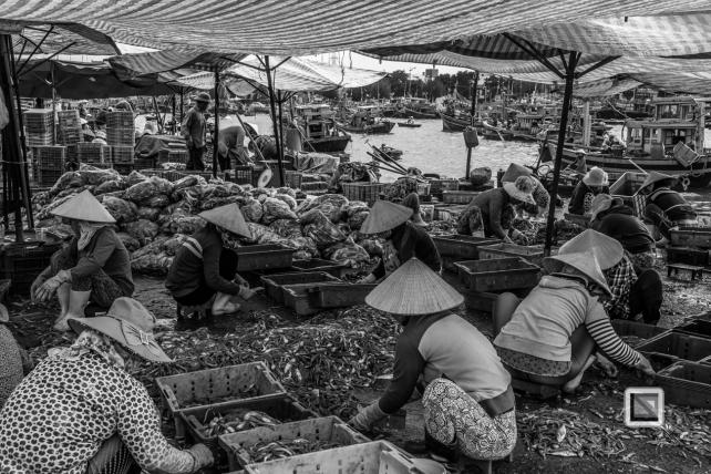 Phan Thiet Fish Market - Vietnam-36