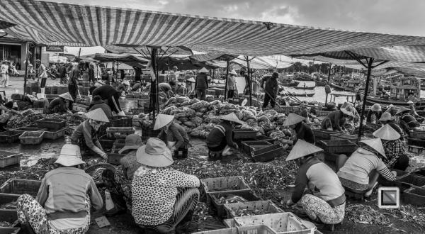 Phan Thiet Fish Market - Vietnam-37