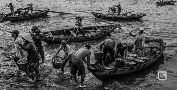 Phan Thiet Fish Market - Vietnam-43