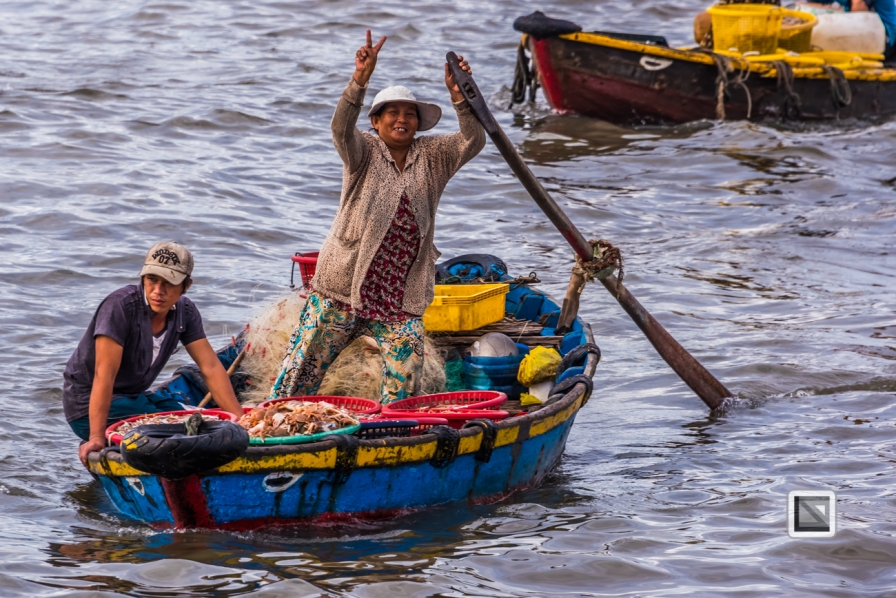 Phan Thiet Fish Market - Vietnam-44