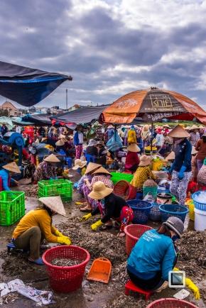 Phan Thiet Fish Market - Vietnam-46