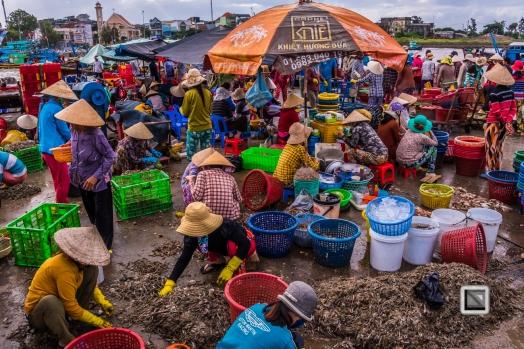 Phan Thiet Fish Market - Vietnam-47
