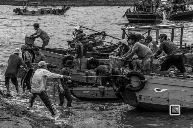 Phan Thiet Fish Market - Vietnam-49