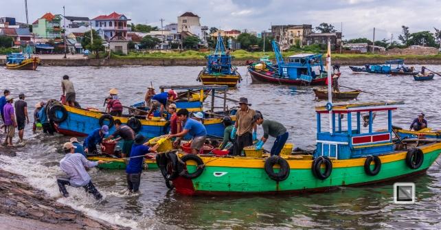Phan Thiet Fish Market - Vietnam-51
