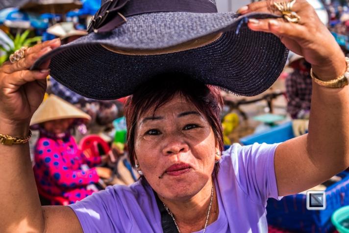 Phan Thiet Fish Market - Vietnam-7