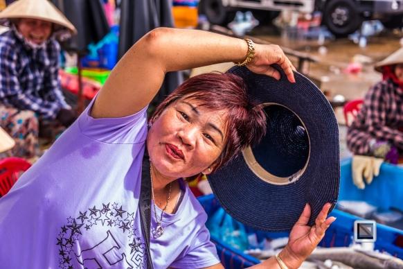 Phan Thiet Fish Market - Vietnam-8