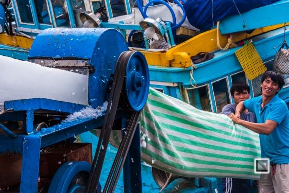Phan Thiet Fish Market - Vietnam-9