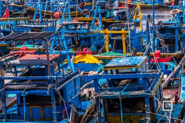 Phan Thiet Fish Market - Vietnam