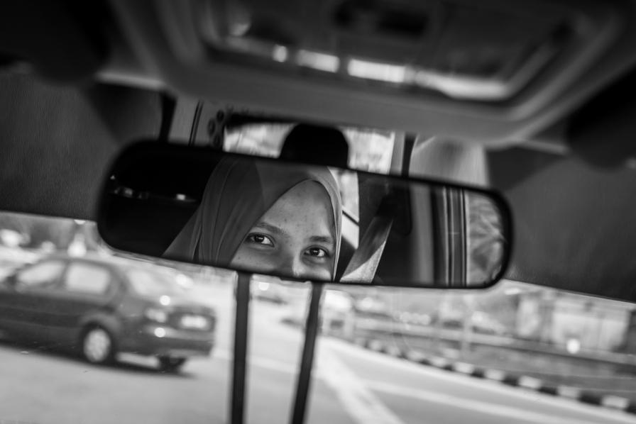 Malaysia - Hitchhiking 2017-4
