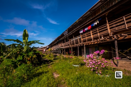 Malaysia-Sarawak-Asap_Resettlement-Longhouse-24