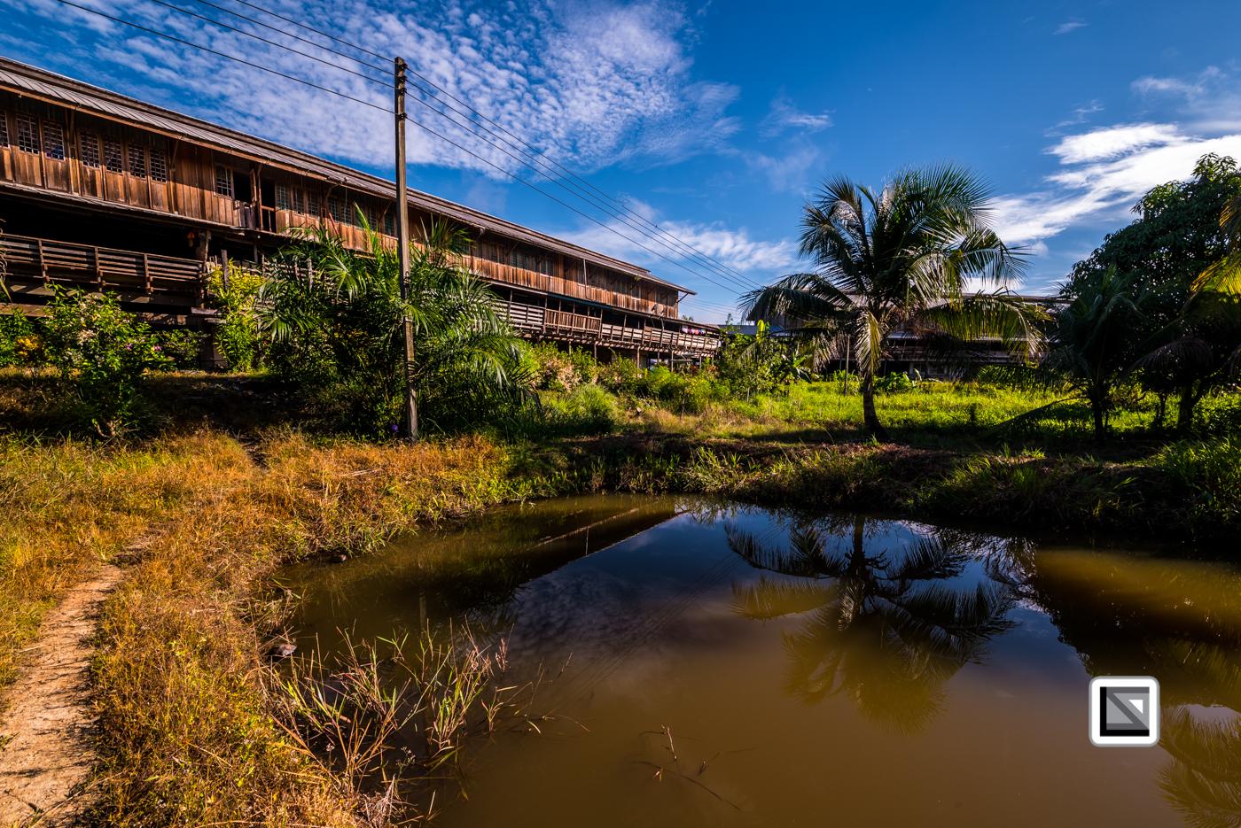 Malaysia-Sarawak-Asap_Resettlement-Longhouse-29