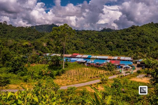 Malaysia-Sarawak-Longhouse
