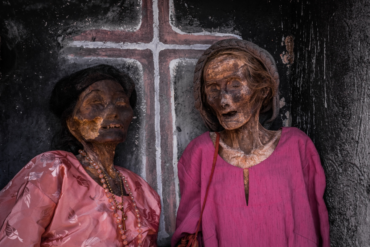 Torajas bizarre heritage - Ma'Nene - Gallery