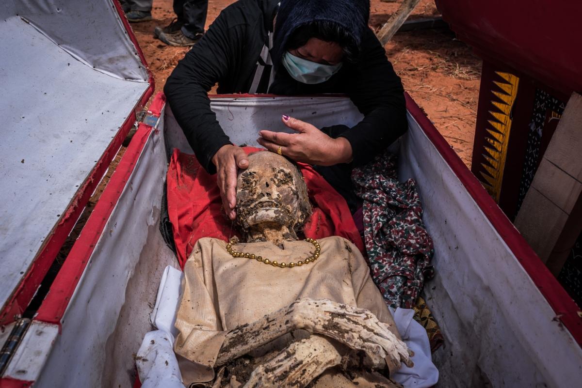 Torajas bizarre heritage - Ma'Nene - Care of Ancestors